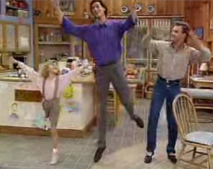 Flashback: Full House Rocks Out