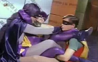 Flashback: Holy Siamese Human Knot, Batman!