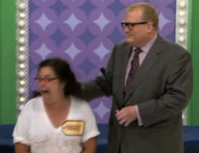 "I Gotta Go Potty on ""The Price Is Right"""