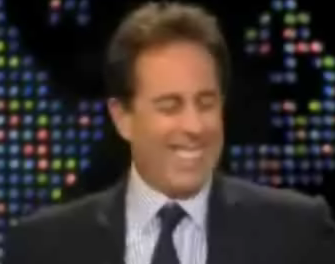 Seinfeld Takes Himself Too Seriously