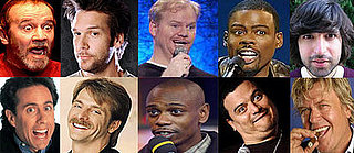 Who Is Your Favorite Male Stand-Up Comic of 2007?
