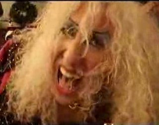 "Twisted Sister's ""Oh Come, All Ye Faithful"""