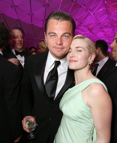 Kate and Leo Together Again, Not In Titanic 2