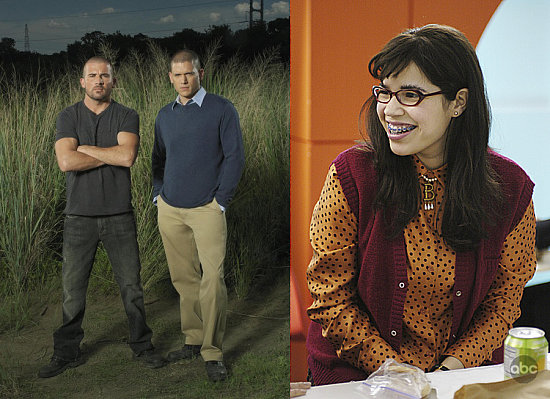 "More ""Ugly Betty,"" ""Prison Break"" Next Year"