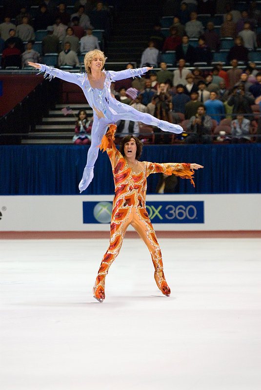 Blades of Glory: Mindlessly Delightful