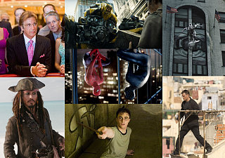 Which Big-Budget Summer Movie Are You Most Excited to See?