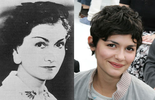 Audrey Tautou to Play CoCo Chanel