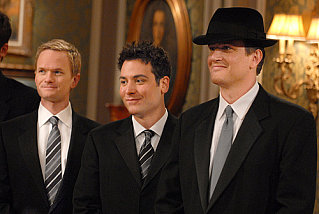 "TV Wedding Weekend Moment: ""How I Met Your Mother"""