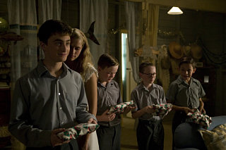 First Look: Daniel Radcliffe in December Boys