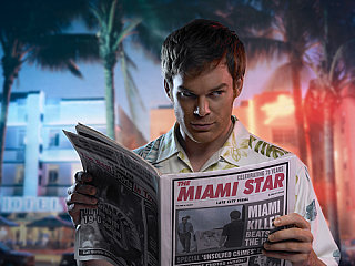New Promos for Dexter on CBS