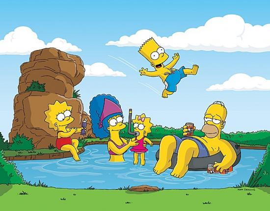 Who's Your Favorite Simpson?