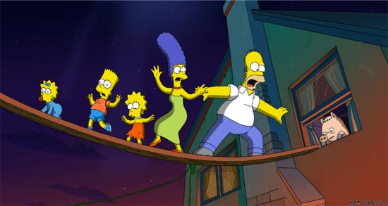The Simpsons Movie: Satisfying Enough
