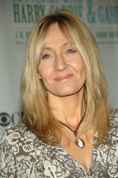 JK Rowling ? Harry Potter ? J.K. Rowling ? 2007 Variety Women's Impact ...
