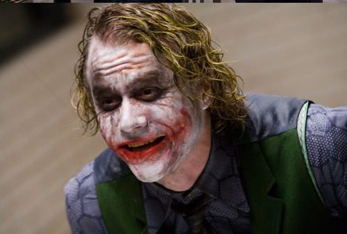 New Photos From the Set of The Dark Knight