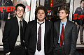 Buzz Interview: Michael Cera, Jonah Hill and Chris Mintz-Plasse of Superbad