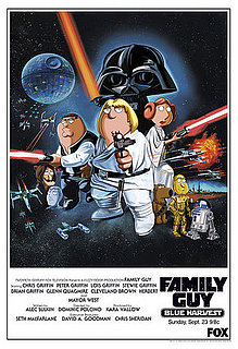 "TV Tonight: ""Family Guy"" Takes on Star Wars"