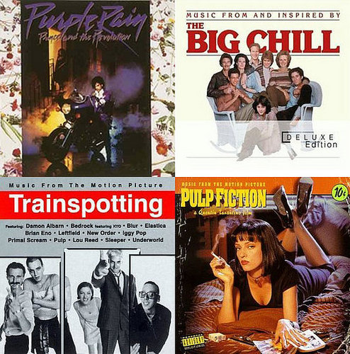 Vanity Fair's Top Ten Movie Soundtracks