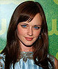 Alexis Bledel Has a Ticket to Ride