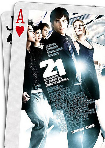 Movie Preview: 21 With Kevin Spacey and Kate Bosworth