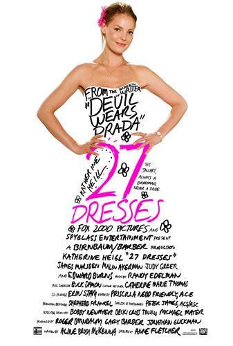 Dresses at 27 Dresses Screenings — Cute or Cheesy?