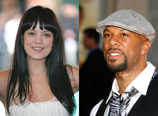 "No. 4: Common Featuring Lily Allen, ""Drivin' Me Wild"""
