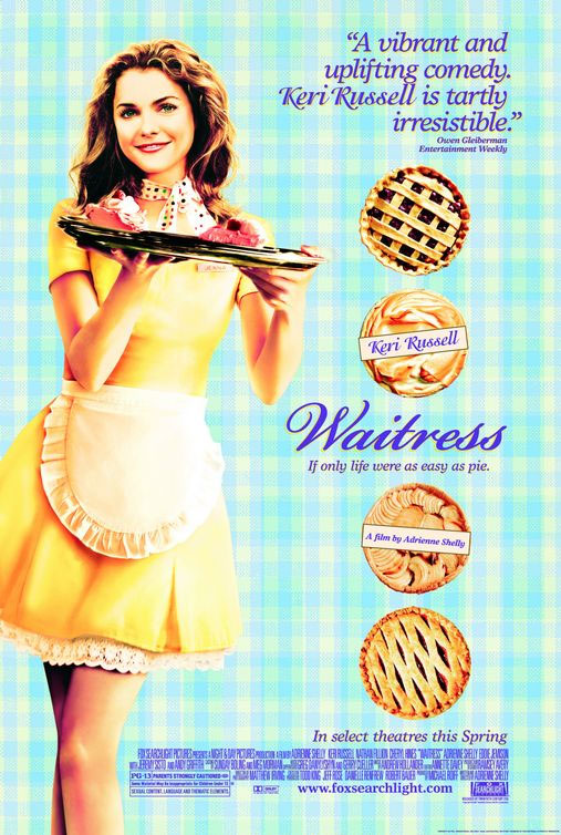 No. 4: Waitress