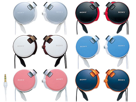 Retractable headphones 1