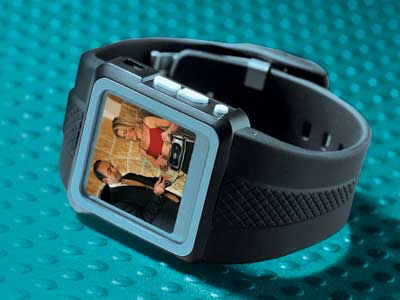 Watch Your Fave Movies From Your Wrist
