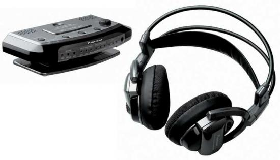 My Favorite Gadgets: Pioneer Headphones