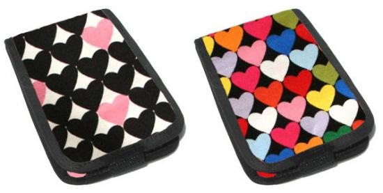 Hearts iPod Case - Too Cute For Words