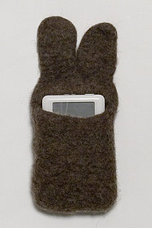 Buy Or Make A Bunny-Inspired iPod Case