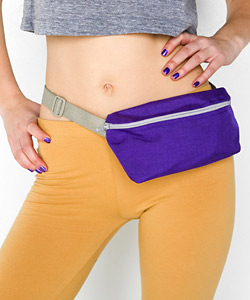 Would You Stash Your Cell In A Fanny Pack?