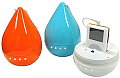 Love It or Leave It? Drip-Proof iPod Speakers