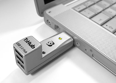 Geeksugar Tests Out The T3 USB Hub