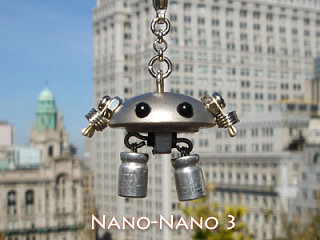 Totally Geeky or Geek Chic? Nano-Nano