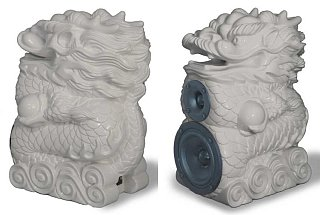 Totally Geeky or Geek Chic? Dragon Speaker