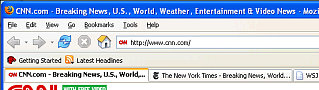 Geek Tip: Retrieving Closed Firefox Tabs