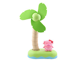 The Cute USB Miss Piggy Fan