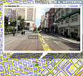 Google Maps Adds Streetside Views