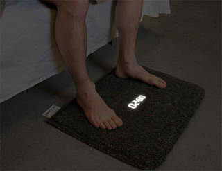 Use Your Feet To Jumpstart Your Clock