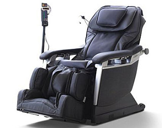 Massage Recliner With Voice-activated System