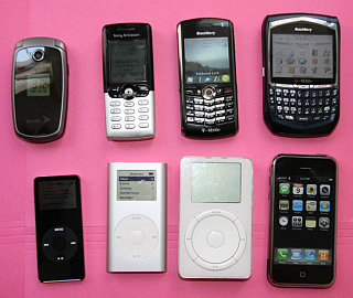 How Small Should Our Gadgets Be?