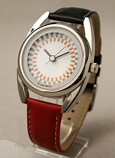 Mr. Jones Watch Makes Decisions For You
