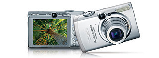 Win A Canon PowerShot SD850 Camera!