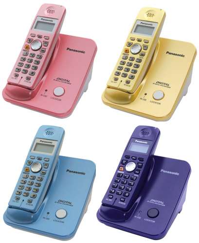 Love It or Leave It? Colorful Cordless Phones