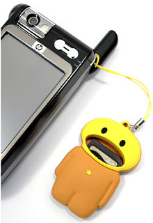 MicroSD Card Cell Phone/Camera Strap