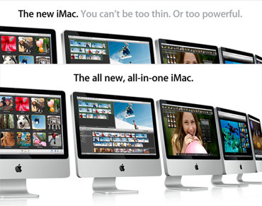 "Apple Takes Down ""You Can't Be Too Thin"" iMac Ad"