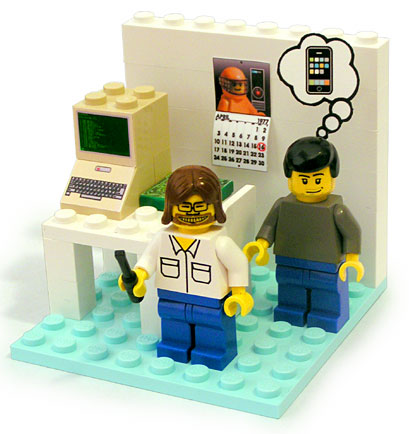 Tech News Roundup - Steve Jobs Immortalized In Lego