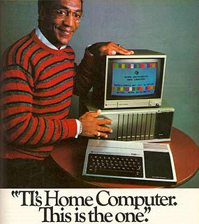 Vintage Geek: Bill Cosby's Texas Instruments Ad