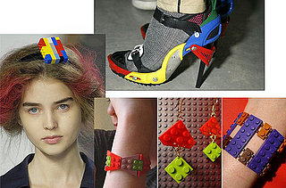 Legos Make Their Way Into High Fashion